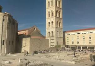 Náhledový obrázek webkamery Zadar