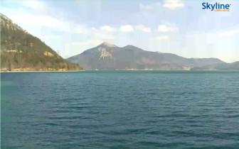 Náhledový obrázek webkamery Jezero Walchensee