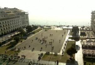 Náhledový obrázek webkamery Soluň - Aristotelovo náměstí