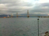 Náhledový obrázek webkamery Most Rio-Antirrio - Patras