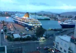 Náhledový obrázek webkamery Pireus
