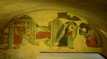 Náhledový obrázek webkamery Betlém - kaple Narození Greccio