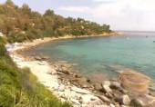 Náhledový obrázek webkamery Baia di Porto Frailis - Arbatax