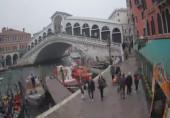 Náhledový obrázek webkamery Benátky - Ponte di Rialto
