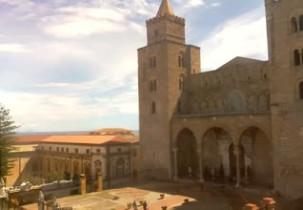 Náhledový obrázek webkamery Katedrála Cefalù