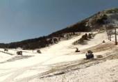 Náhledový obrázek webkamery Lyžařské středisko Vallefura Pescocostanzo