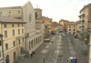 Náhledový obrázek webkamery Bastia Umbra - Perugia