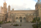 Náhledový obrázek webkamery Katedrála Palermo