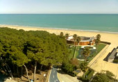 Náhledový obrázek webkamery Alba Adriatica pláže