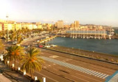 Náhledový obrázek webkamery Porto di Cagliari - Sardegna