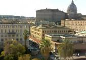 Náhledový obrázek webkamery Bazilika sv. Petra - Vatikán