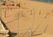 Náhledový obrázek webkamery Beach Volley sulla spiaggia di Pescara