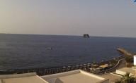 Náhledový obrázek webkamery Stromboli -Liparské ostrovy