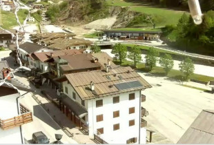 Náhledový obrázek webkamery Alleghe - Ski Civetta