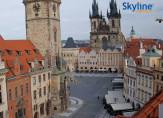 Náhledový obrázek webkamery Staroměstské náměstí v Praze