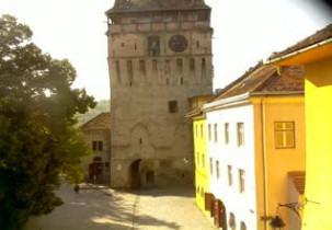 Náhledový obrázek webkamery Sighisoara - Transylvania