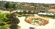 Náhledový obrázek webkamery Náměstí Liberazione
