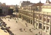 Náhledový obrázek webkamery Sevilla - Náměstí de San Francisco