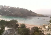 Náhledový obrázek webkamery Ibiza - Cala Vadella