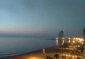 Náhledový obrázek webkamery Barcellona - pláž Passeig del Mare Nostrum