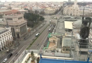 Náhledový obrázek webkamery Madrid - Calle de Alcalá