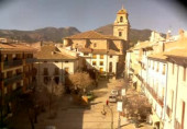 Náhledový obrázek webkamery Caravaca de la Cruz - Camino de la Vera Cruz