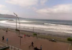 Náhledový obrázek webkamery Las Palmas - pláž La Cicer