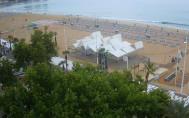 Náhledový obrázek webkamery Benidorm - Spiaggia Levante