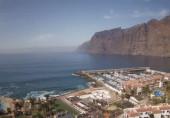 Náhledový obrázek webkamery Los Gigantes - Tenerife