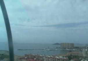 Náhledový obrázek webkamery La Manga del Mar Menor - Cartagena