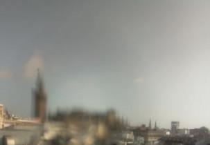 Náhledový obrázek webkamery Siviglia - Katedrála Santa María de la Sede