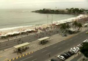 Náhledový obrázek webkamery Copacabana - Rio de Janeiro