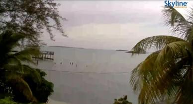Náhledový obrázek webkamery pláž Guanaja