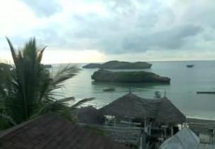 Náhledový obrázek webkamery Pláž di Watamu - Keňa