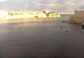 Náhledový obrázek webkamery Porto Grande La Valletta da Senglea