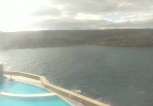 Náhledový obrázek webkamery Ċirkewwa - Paradise Bay