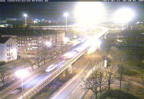 Náhledový obrázek webkamery Bremen, Hochstrasse B75