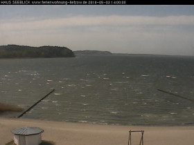 Náhledový obrázek webkamery Lietzow / Rujána, Haus Seeblick