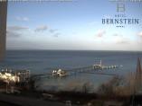 Náhledový obrázek webkamery Sellin, Hotel Bernstein