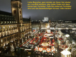 Náhledový obrázek webkamery Hamburg, Radniční náměstí Hamburg Town