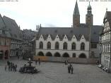 Náhledový obrázek webkamery Goslar - tržnice a radnice