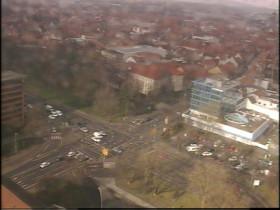 Náhledový obrázek webkamery Göttingen, přejezd Geismar Tor