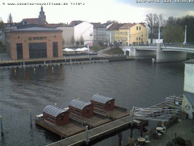 Náhledový obrázek webkamery Brandenburg an der Havel, cafébar