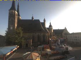 Náhledový obrázek webkamery Köthen/Anhalt, Trh