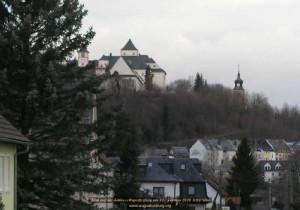 Náhledový obrázek webkamery Augustusburg - s výhledem na hrad