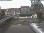 Náhledový obrázek webkamery Görlitz-Zgorzelec, Starý most