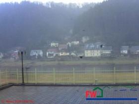 Náhledový obrázek webkamery Bad Schandau, Elbaussicht Krippen