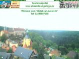 Náhledový obrázek webkamery Hohnstein, Hotel zur Aussicht