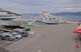 Náhledový obrázek webkamery Porozina - Cres