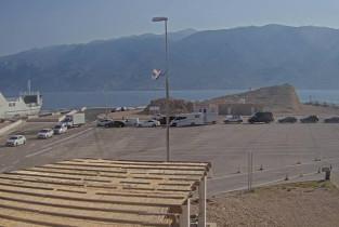 Náhledový obrázek webkamery Žigljen - Pag